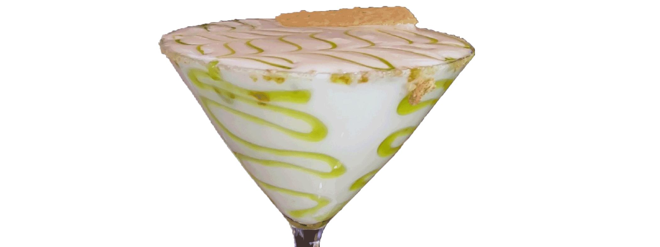 Dessert Martinis